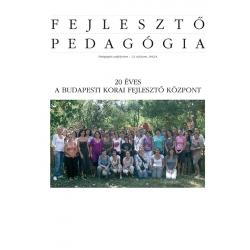 FEJLESZTŐ PEDAGÓGIA 2012/4-5