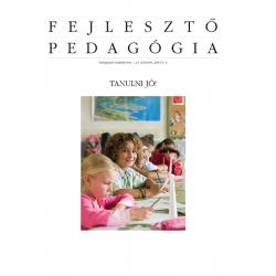 FEJLESZTŐ PEDAGÓGIA 2013/3-4