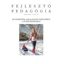 FEJLESZTŐ PEDAGÓGIA 2013/6