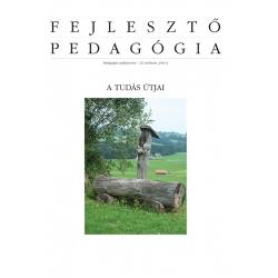 FEJLESZTŐ PEDAGÓGIA 2014/4