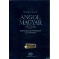 Angol-magyar szótár + NET (bőrkötéses)