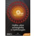 Hallás utáni szövegértés a nyelvvizsgán - Német + CD - Origó nyelvvizsgakönyvek