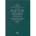 Magyar-német szótár CD-vel