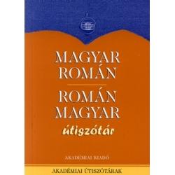 Magyar-román-magyar útiszótár