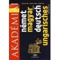 Akadémiai német-magyar szótár
