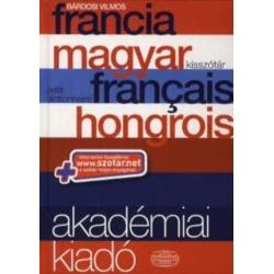 Francia-magyar kisszótár + NET