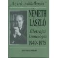 Németh László - Életrajzi kronológia 1949-1975