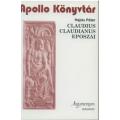 Claudius Claudianus eposzai