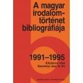 A magyar irodalomtörténet bibliográfiája 9. 1991-1995