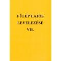 Fülep Lajos levelezése VII.