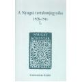 A Nyugat tartalomjegyzéke 1908-1941. I.