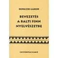 Bevezetés a balti finn nyelvészetbe